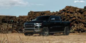Blitz - D674 on Dodge Ram 1500