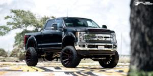 Contra - D643 on Ford F-250 Super Duty