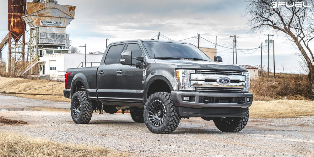 Ford F-250 Super Duty 2019 Styles Cyclone - D683