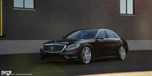 DFS - M221 on Mercedes-Benz S550