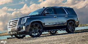 Elan - M096 on Cadillac Escalade
