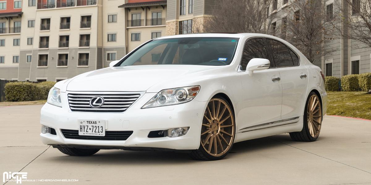Lexus Ls Form M158 Gallery Mht Wheels Inc