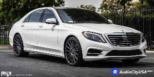 Form - M157 on Mercedes-Benz S550
