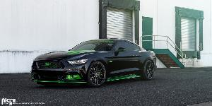 Gamma - M190 on Ford Mustang