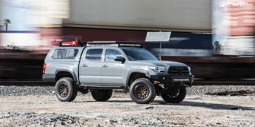 Toyota Tacoma 2019 Styles Rebel - D681