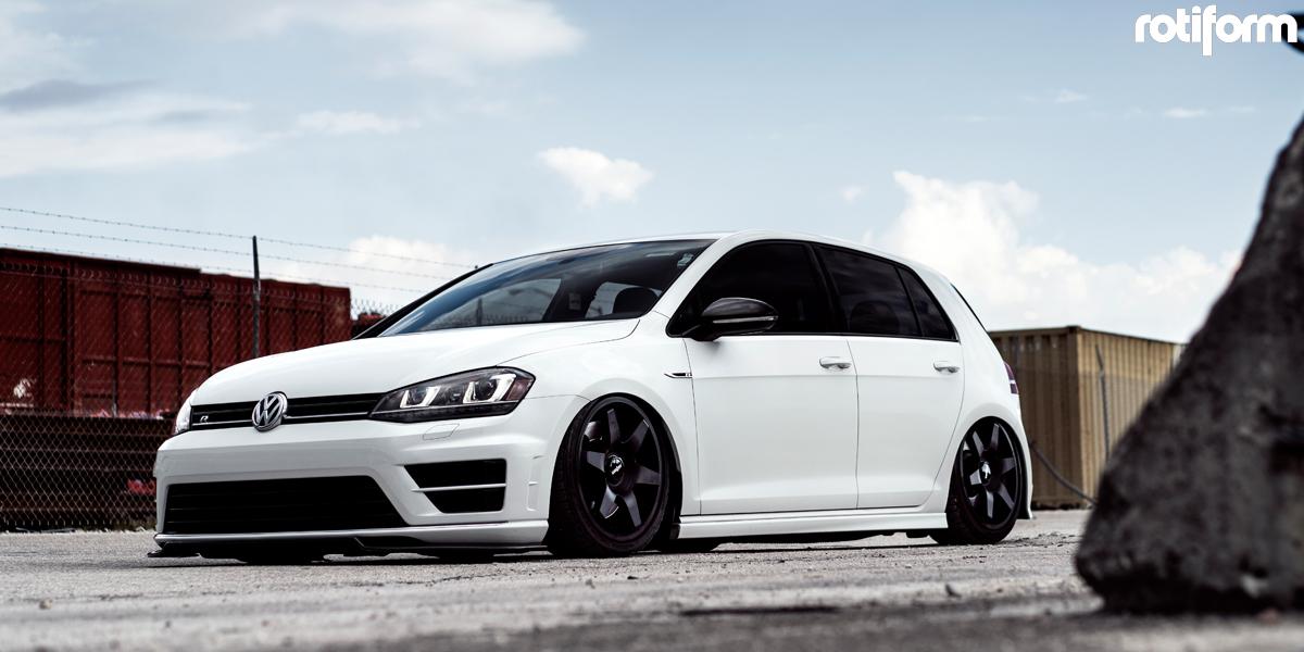Volkswagen Golf R SIX Gallery - MHT Wheels Inc.