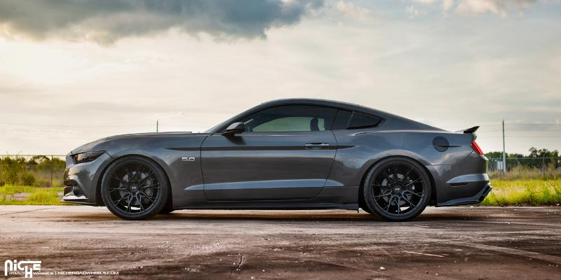 Ford Mustang Staccato M183 Gallery Mht Wheels Inc
