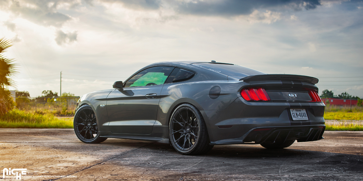 Ford Mustang Staccato - M183 Gallery - MHT Wheels Inc.