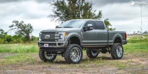 Triton - D609 on Ford F-250 Super Duty