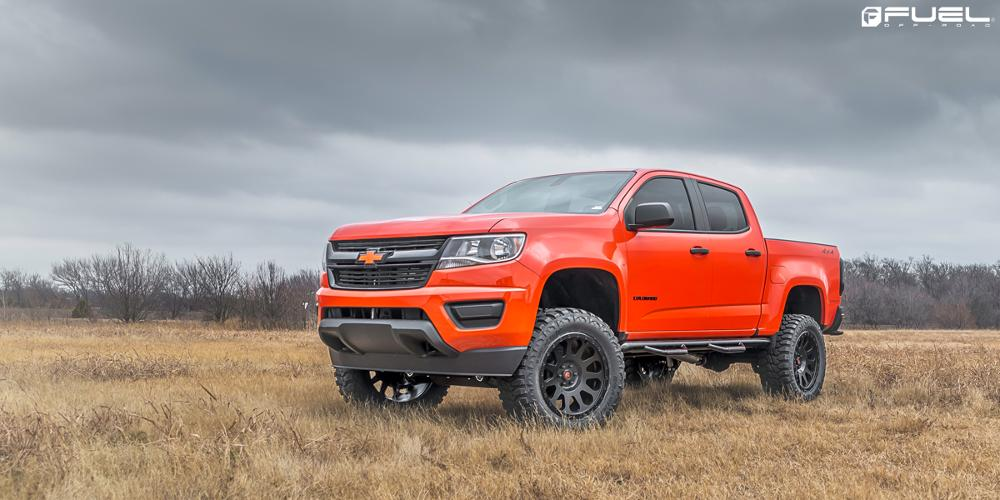 Chevrolet Colorado Fuel Vector - D579