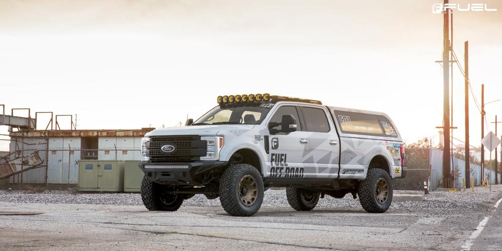 Ford F-250 2019 Styles Vengeance - D687