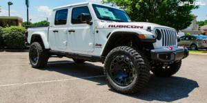 Vengeance - D688 on Jeep Gladiator