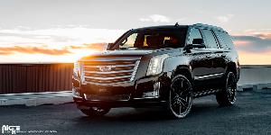 Vosso - M209 SUV on Cadillac Escalade