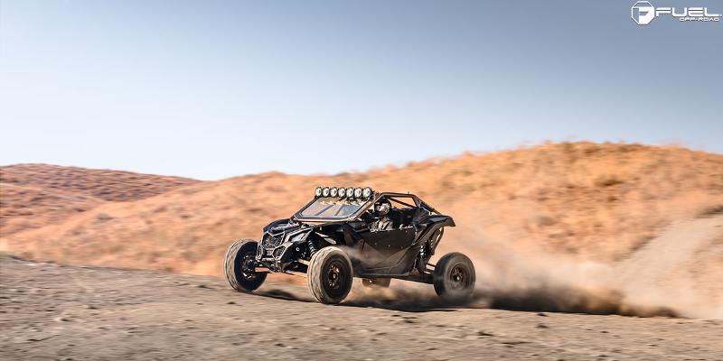 Can-Am Maverick X3 XRS Fuel Anza - D583 - UTV
