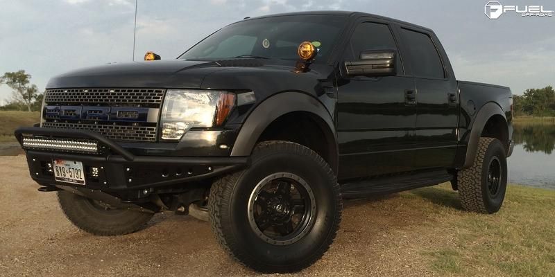 Ford F-150 Fuel Anza - D557