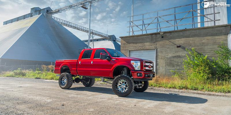 Ford F-250 Super Duty 2017 Styles Assault - D246