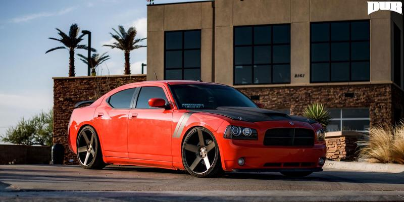 Dodge Charger Baller - S116