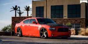 Baller - S116 on Dodge Charger