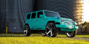 Baller - S115 on Jeep Wrangler