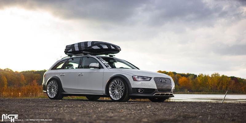 Audi Allroad Quattro Niche Citrine - M161