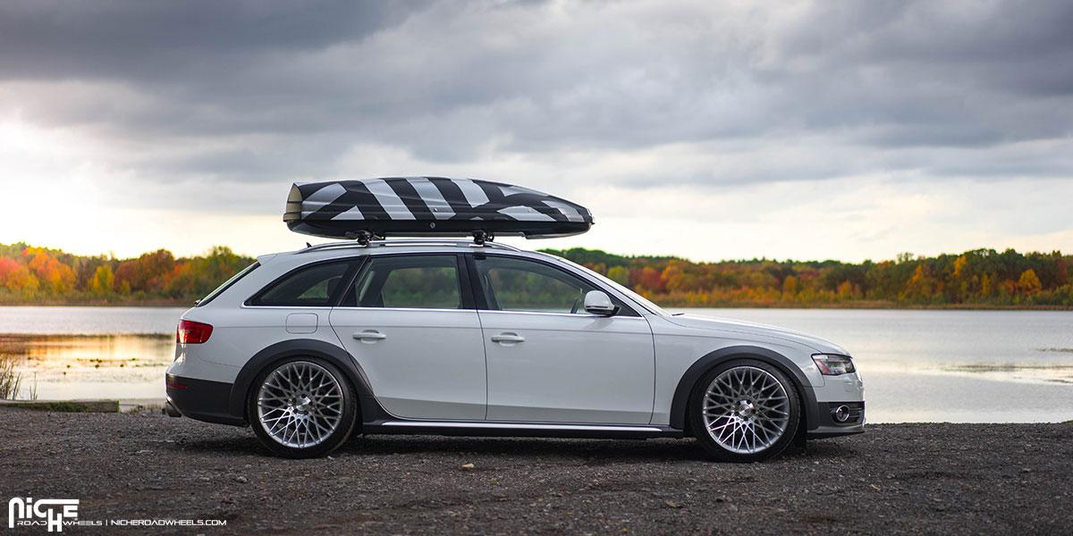Audi A4 All Road Citrine M161 Gallery Mht Wheels Inc