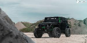 Contra - D616 on Jeep Wrangler