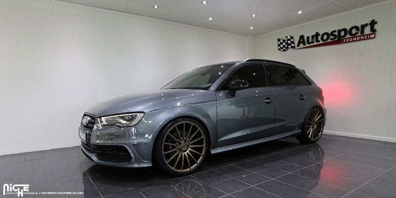 Audi S3 Niche Form - M158