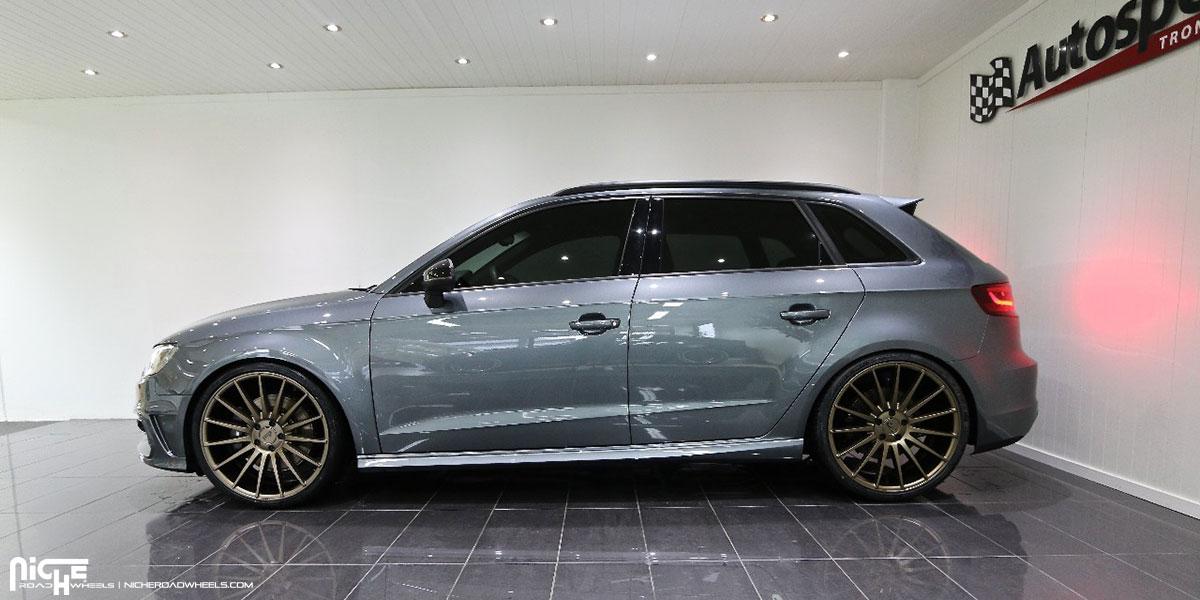 Audi S3 Form M158 Gallery Mht Wheels Inc