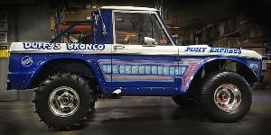 Indy - U101 Truck on Ford Bronco