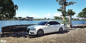 Misano - M116 on Audi A4