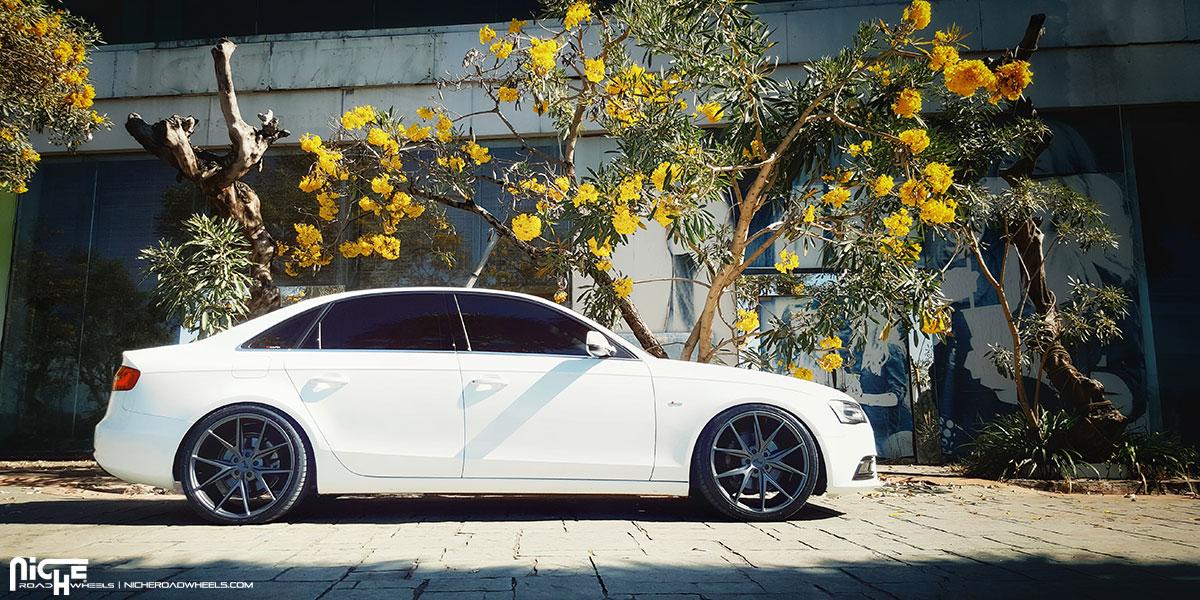 Audi A4 Misano M116 Gallery Mht Wheels Inc