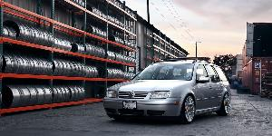 RSE on Volkswagen Jetta