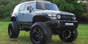 Renegade - D265 on Toyota FJ Cruiser
