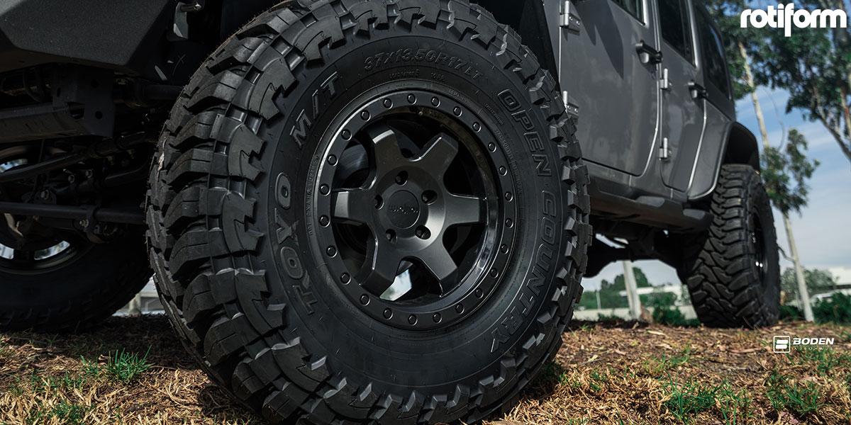 Jeep Wrangler Six Or Cast 1 Piece Gallery Mht Wheels Inc