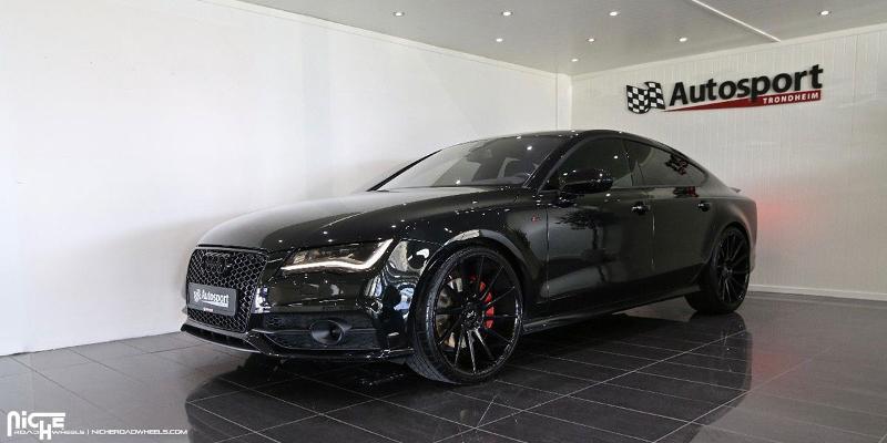Audi A7 Surge - M112