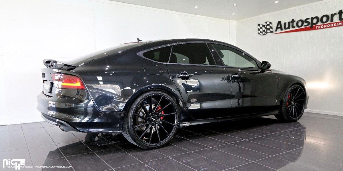 Audi A7 Surge M112 Gallery Mht Wheels Inc