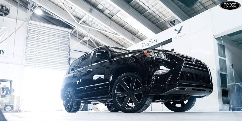 Lexus GX470 Switch - F158