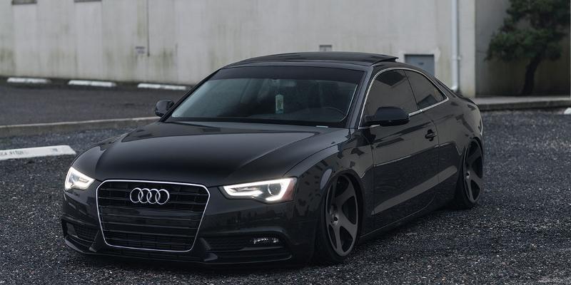 Audi A5 Rotiform TMB - Cast 1 Piece