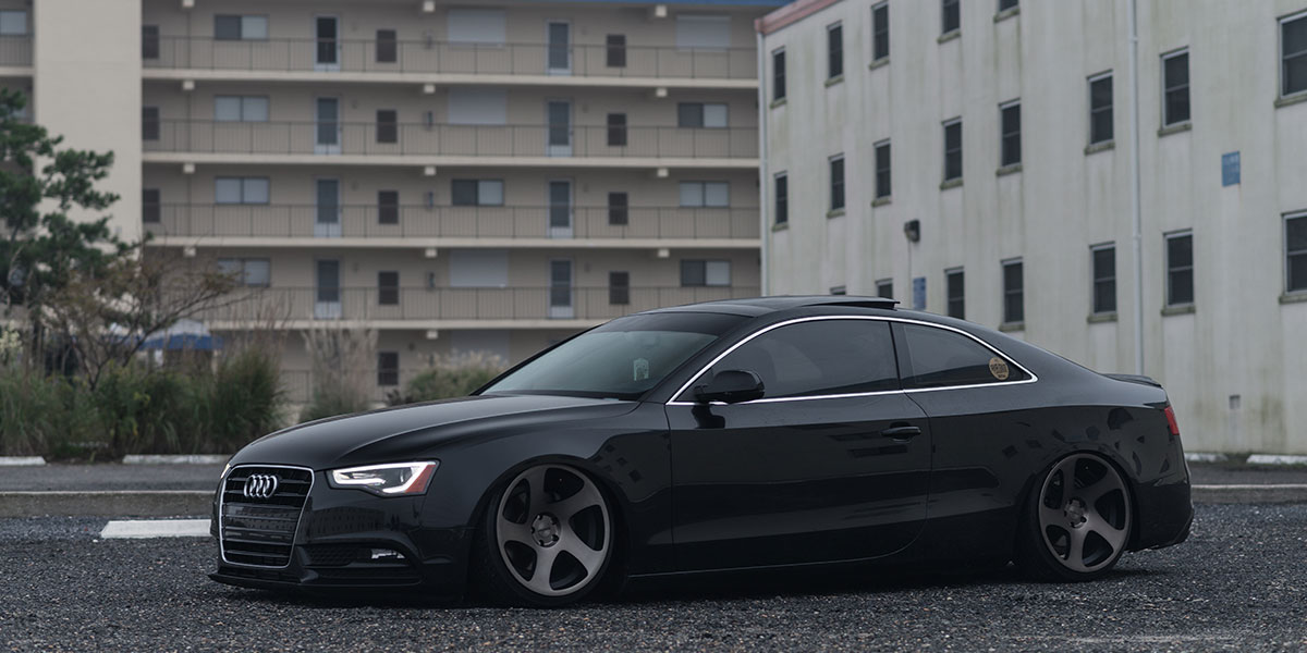Audi A5 Tmb Cast 1 Piece Gallery Mht Wheels Inc