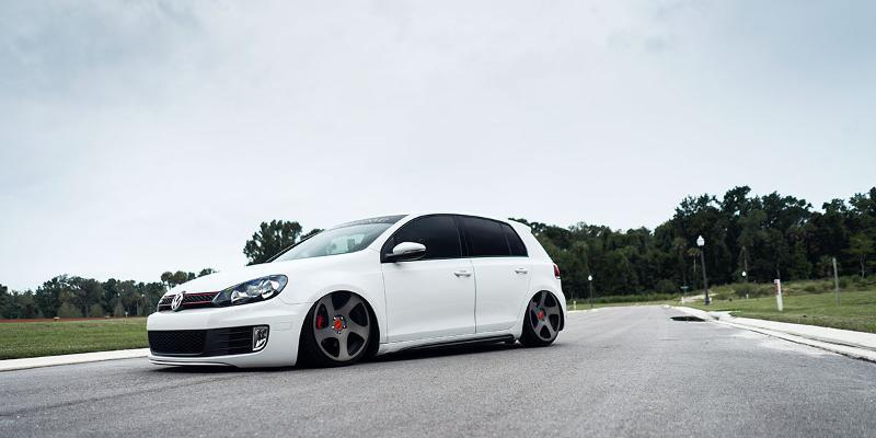 Volkswagen GTI Rotiform TMB - Cast 1 Piece