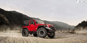 Tactic - D629 on Jeep Wrangler