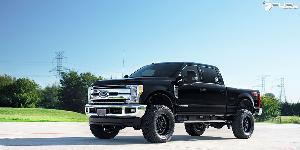 Titan - D588 on Ford F-250 Super Duty