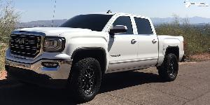 Titan - D588 on GMC Sierra