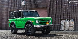 Vector - D579 on Ford Bronco