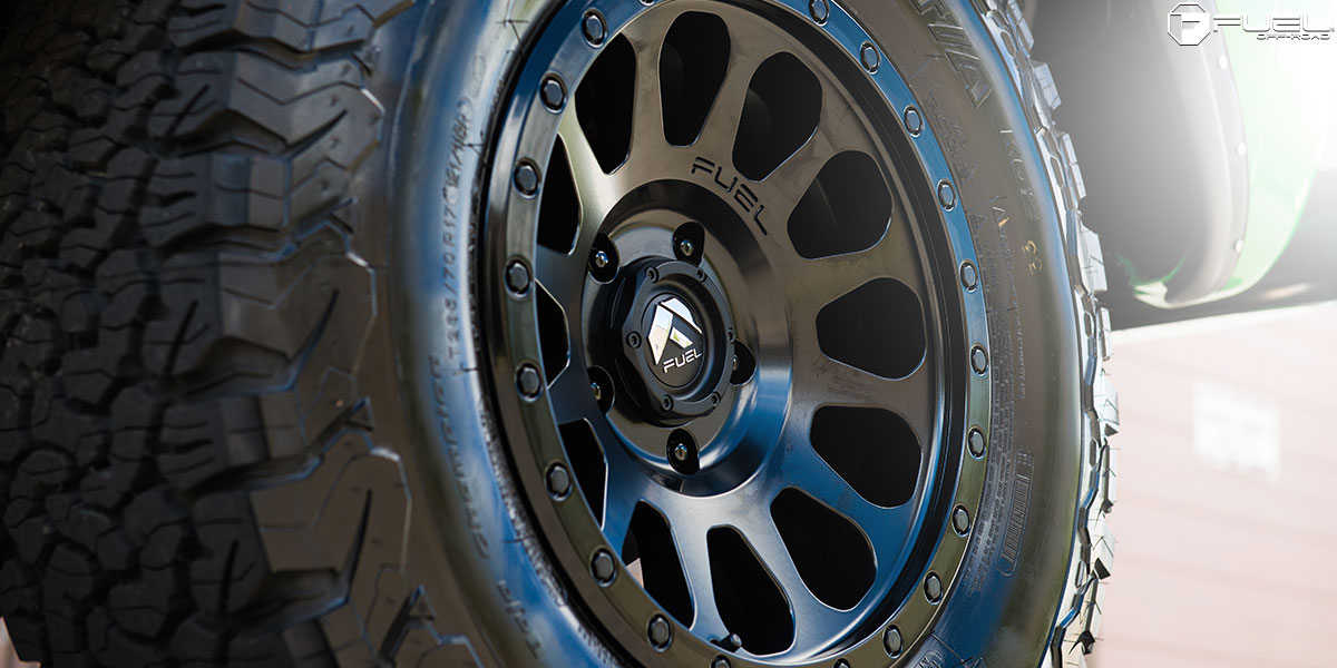Ford Bronco Vector D579 Gallery Mht Wheels Inc
