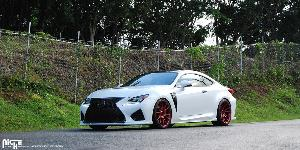 Vicenza - M152 on Lexus RC-F