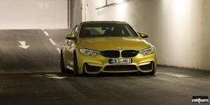 DUS on BMW M4