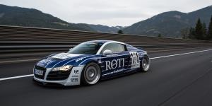 CCV on Audi R8