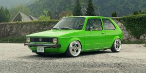 STR on Volkswagen Rabbit