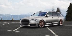 SPF on Audi A6